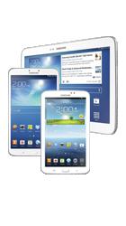 Galaxy Tab 3 10.1, 8.0 et 7.0