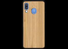 Coque Samsung Galaxy A40 en Bois (en Couleur ou Noir)