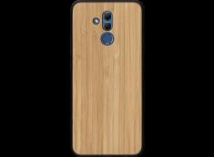 Coque Huawei Mate 20 Lite en Bois Bambou (en Couleur ou Noir)
