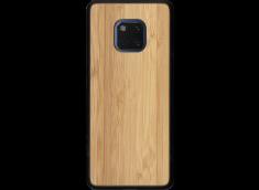 Coque Huawei Mate 20 Pro en Bois Bambou (en Couleur ou en Noir)