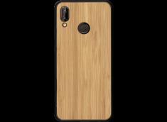 Coque Huawei P20 Lite en Bois Bambou (en Couleur ou en Noir)