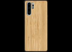 Coque Huawei P30 Pro en Bois Bambou (en Couleur ou en Noir)