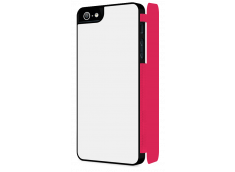 Etui iPhone 5/5S/SE Cover2-Rose