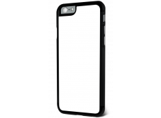 Coque iPhone 6/6S Bords Rigide Noir