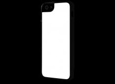 Coque iPhone 5/5S/SE Côtés Noirs New Design