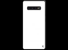 Coque Samsung Galaxy S10 Plus en Verre Trempé à Personnaliser