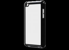 Coque iPod Touch 4 Côtés Noirs