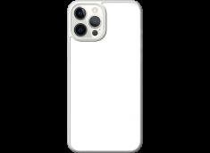 Coque iPhone 12/12 Pro Bords Rigide Transparent