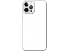 Coque iPhone 12/12 Pro Bords Silicone Translucide