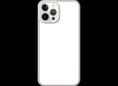 Coque iPhone 12 Pro Max Bords Silicone Translucide