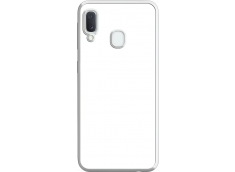 Coque Galaxy A20e Bords Rigide Transparent