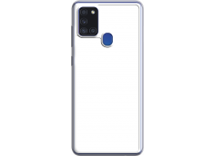 Coque Galaxy A21S Bords Silicone Translucide