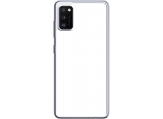 Coque Galaxy A41 Bords Silicone Translucide