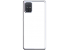 Coque Galaxy A71 Bords Rigide Transparent