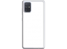 Coque Galaxy A71 Bords Silicone Translucide