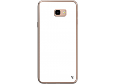Coque Galaxy J4 Plus Bords Rigide Transparent
