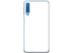 Coque Galaxy A7 2018 Bords Silicone Translucide