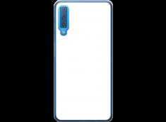 Coque Galaxy A7 2018 Tout Silicone