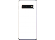 Coque Galaxy S10 Bords Rigide Transparent