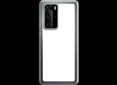 Coque Huawei P40 Pro Bords Rigide Transparent