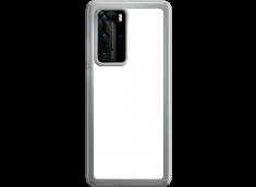Coque Huawei P40 Pro Bords Silicone Translucide