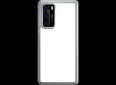 Coque Huawei P40 Bords Silicone Translucide