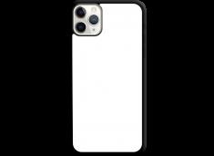 Coque iPhone 11 ANTICHOC Black TPU