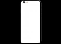 Coque iPhone 6/6S EN VERRE TREMPE A PERSONNALISER