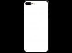 Coque iPhone 7+/8+ EN VERRE TREMPE A PERSONNALISER