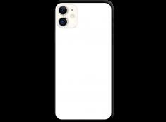Coque iPhone 11 en Verre Trempé à Personnaliser