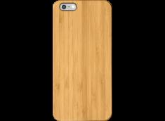 Coque iPhone 6+/6S+ EN BOIS A PERSONNALISER (COULEUR OU NOIR)