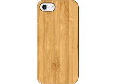 Coque iPhone 7/8 EN BOIS A PERSONNALISER (COULEUR OU NOIR)