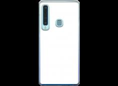 Coque Galaxy A9 2018 Bords Rigide Transparent
