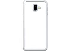 Coque Galaxy J6 2018 Bords Silicone Translucide