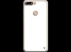 Coque Huawei Y7 2018 Bords Rigide Transparent