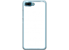 Coque Honor 10 Bords Rigide Transparent