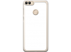 Coque Huawei P Smart Bords Rigide Transparent