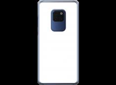 Coque Huawei Mate 20 Bords Rigide Transparent