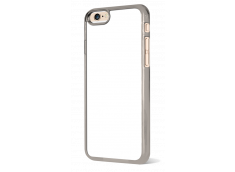 Coque iPhone 6/6S Bords Rigide Transparent V2