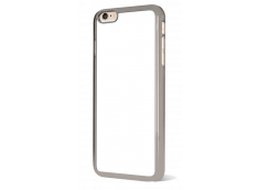 Coque iPhone 6 Plus/6S Plus Bords Rigide Transparent V2