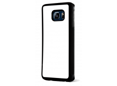 Coque Galaxy S6 Edge Plus Bords Silicone Noir