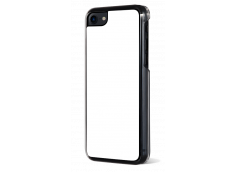 Coque iPhone 7 / iPhone 8 Bords Rigide Transparent