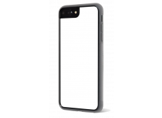Coque iPhone 7 Plus / iPhone 8 Plus Bords Silicone Translucide