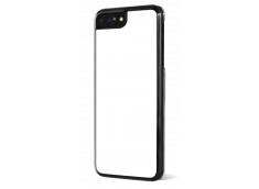 Coque iPhone 7 Plus / iPhone 8 Plus-Bords Rigide Transparent