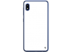 Coque Galaxy A10 Bords Rigide Transparent