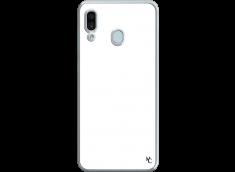 Coque Galaxy A30 Bords Rigide Transparent