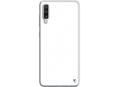 Coque Galaxy A70 Bords Rigide Transparent