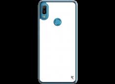 Coque Huawei Y6-2019 Bords Silicone Translucide