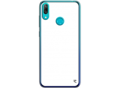 Coque Huawei Y7-2019 Bords Rigide Transparent