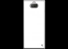 Coque Xperia 10 Plus Bords Rigide Transparent